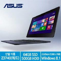 �Ƽ��� ��Ʈ�� H100TA-DK009H [INTEL Atom Bay Trail-T Z3740 �����ھ�/ 2GB / 64GB eMMD + 500GB HDD / Intel GMA HD / 1.53kg / Windows8]