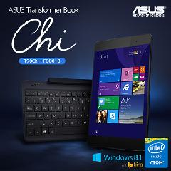 ASUS Ʈ�������Ӻ� T90CHI (������� ��ŷŰ���� / ������8.1 / ���ǽ�365 ����) [���� �����ھ� / 2GB / 64G eMMC / ����:750g(Ű��������)]