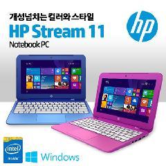 HP Stream 11-D011TU Wi-Fi ver. (Orchid Magenta) [Intel Celeron Processor N2840 / 2GB / 32GB eMMC / Intel HD Graphics / Windows 8.1]